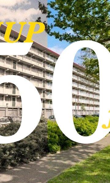 JUP 50 jaar