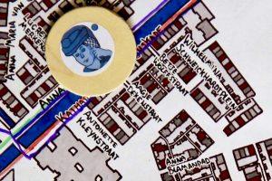 Wandel de Wijk-kaart Stevenshof